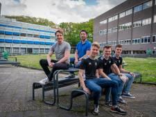 Arnhemse studenten maken met jong bedrijfje kans op  titel 'Innovatiefste student van Nederland'