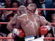 Bokslegende Mike Tyson (54) in mei wellicht tegen Evander Holyfield