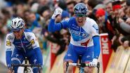 Démare toont snelle benen in eerste (waaier)rit Parijs-Nice, Gilbert (vierde) ook op de afspraak