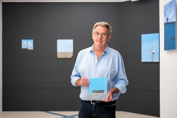 PUURS Robert De keersmaecker stelt tentoon in cc Binder