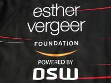 Esther Vergeer Foundation op shirt Excelsior