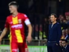 Schmidt vindt dat PSV in Deventer wel geluk heeft gehad: 'Go Ahead beste ploeg dit seizoen'