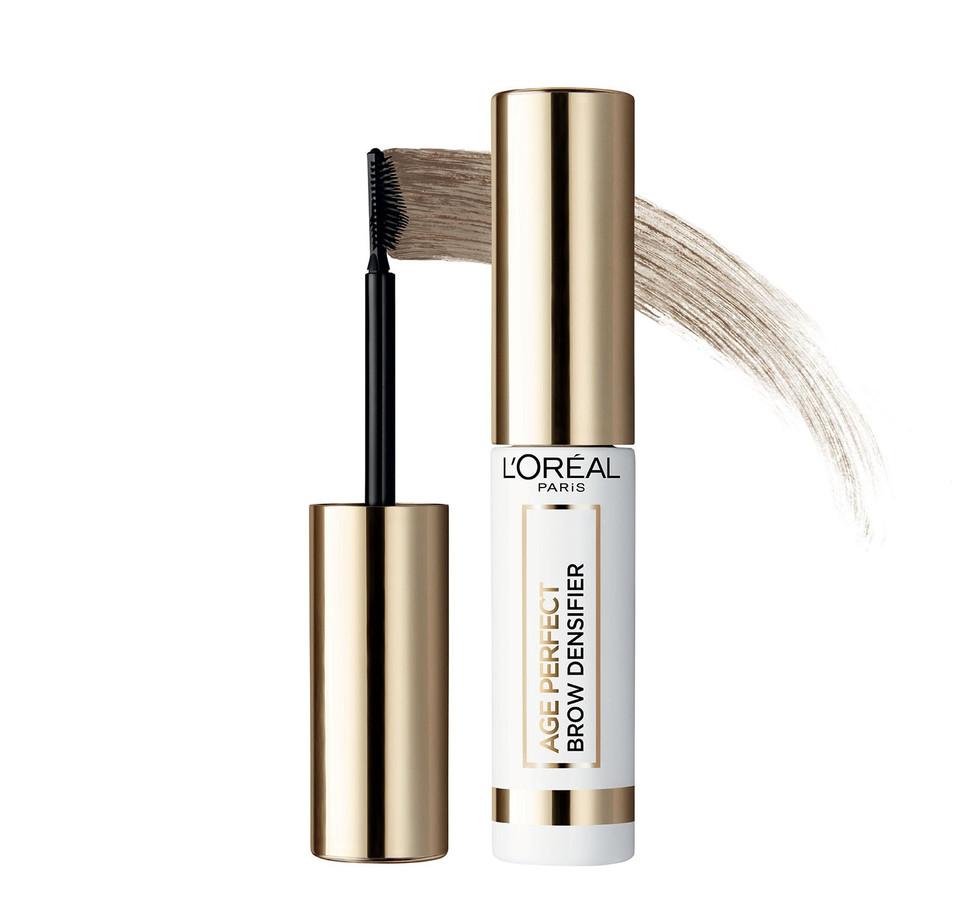 L'Oréal - Age Perfect - Masacara pour sourcils qui les définit, densifie et renforce naturellement. Prix: 14,99 euros. Disponible chez Di.
