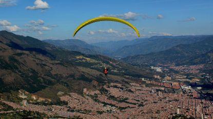 Belgische paraglider omgekomen in Colombia