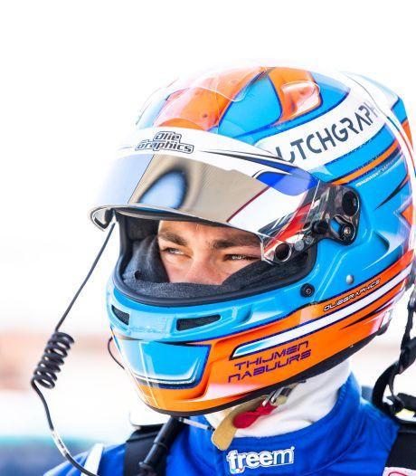 Autocoureur Thijmen Nabuurs al naar huis zonder één ronde te rijden