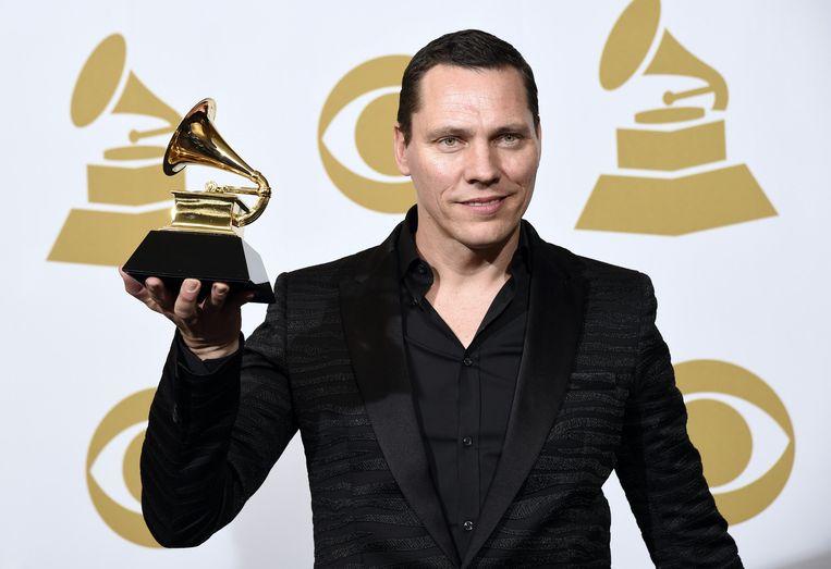 Tiësto maakte de beste remix. Beeld ap