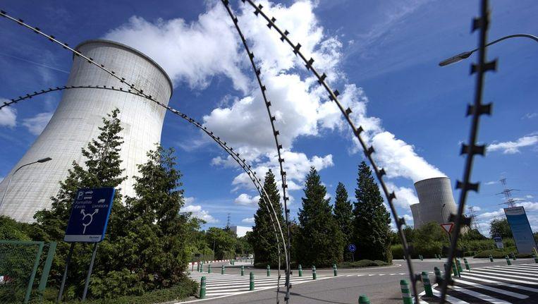 De kerncentrale Tihange in België. Beeld anp