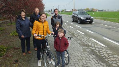 Tieltsesteenweg (N35) krijgt eindelijk veilige fietspaden, werken beginnen in 2021