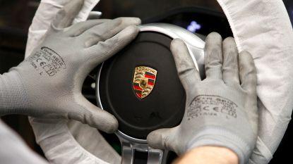 Porsche kampt met productieproblemen: klanten moeten geduld oefenen