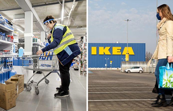 Un vaccibus sera présent notamment sur les parkings des magasins Action de Molenbeek et Anderlecht et Ikea Andelercht.