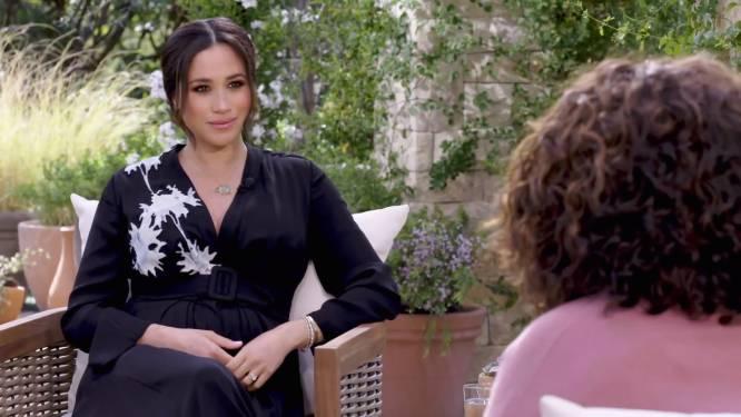 """Voormalig medewerker razend na Oprah-interview: """"Meghan werd wél beschermd door het paleis"""""""