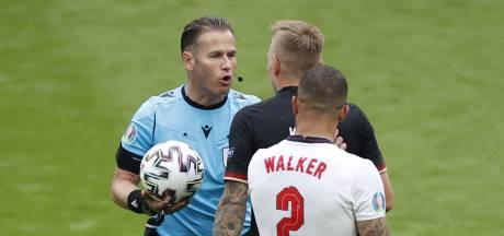 Scheidsrechter Danny Makkelie: Van Zaamslag naar Wembley