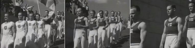 Olympia van Leni Riefenstahl. Beeld K2 / Filmstill