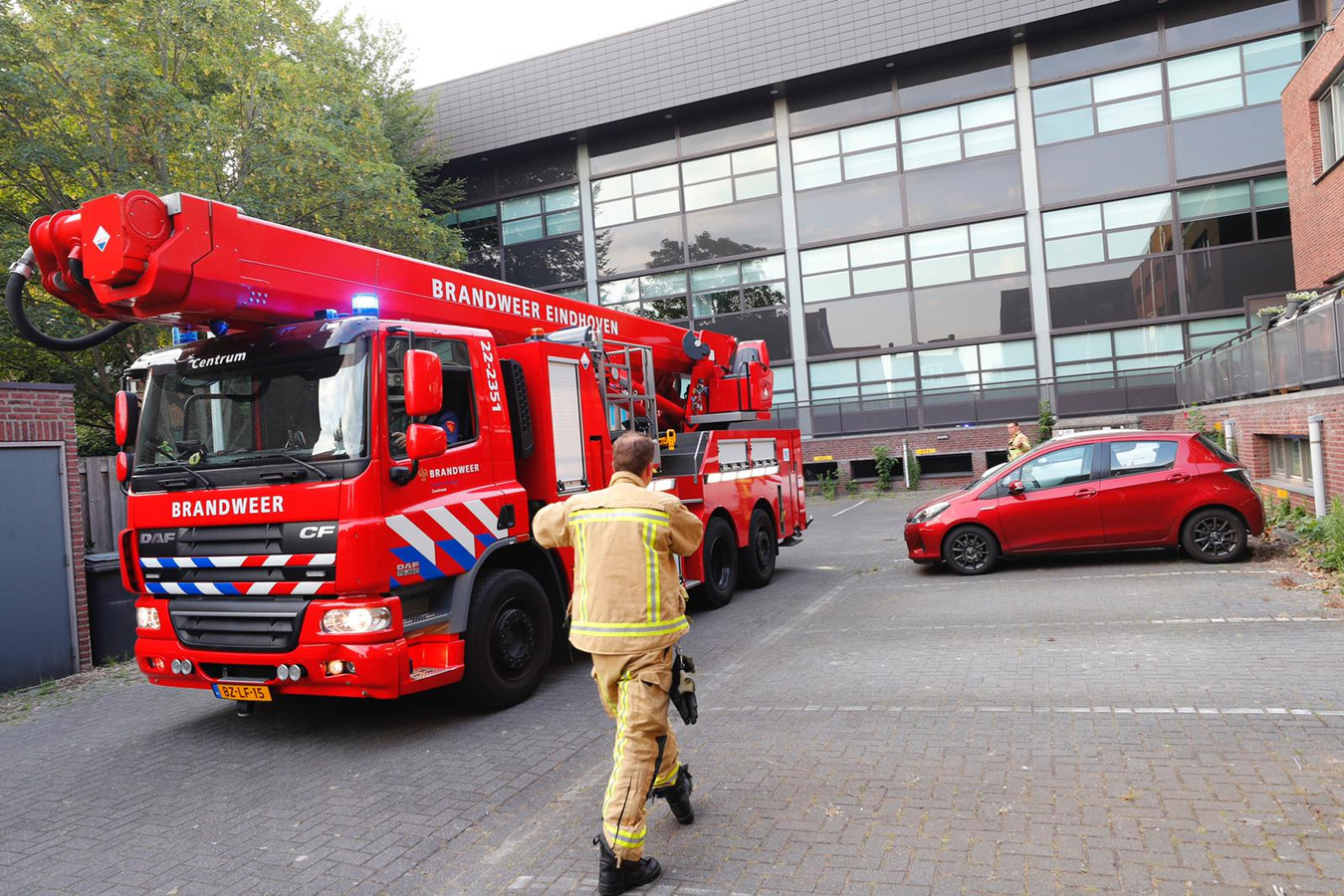 Brand Eindhoven