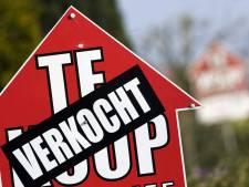 Nederlandse huizenprijzen flink gestegen