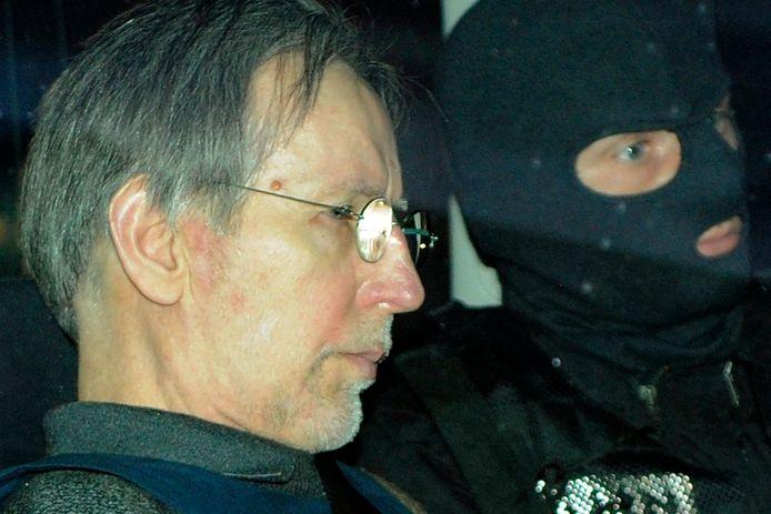 Michel Fourniret in mei 2008.