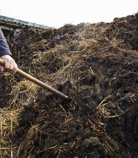Roosendaal wil geen grote mestfabriek, maar moet wel iets met de eigen poep