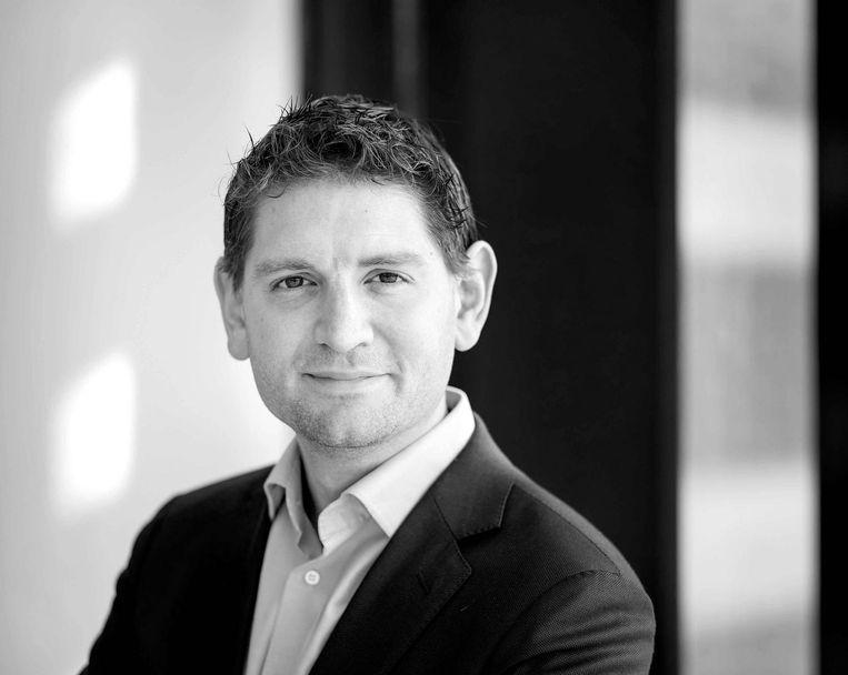 Jan Paternotte, Tweede Kamerlid voor D66 Beeld anp
