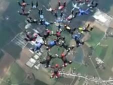 Le sensationnel record battu par ces 29 parachutistes belges