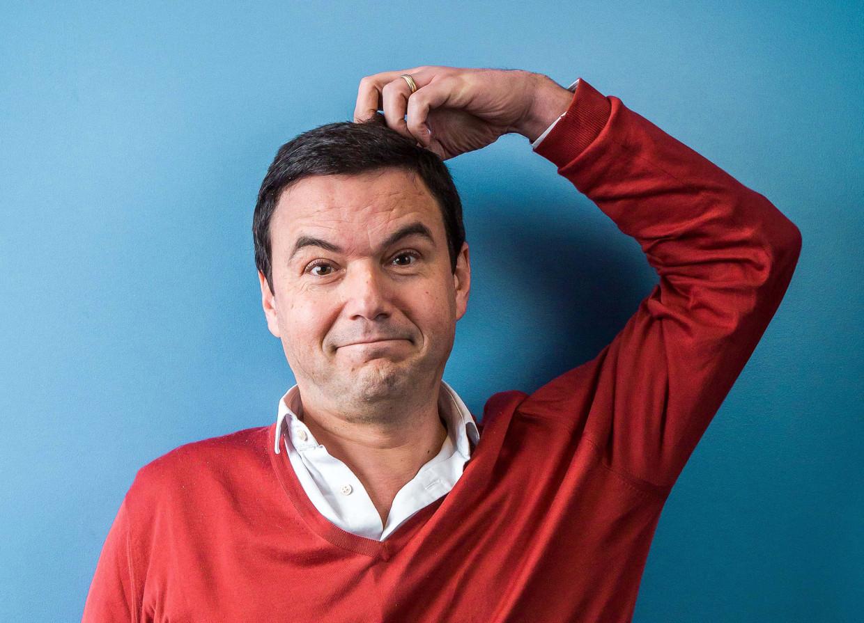 Thomas Piketty: 'Voorlopig lijkt het nationalisme te winnen – stuur migranten terug en alles komt in orde – maar het werkelijke probleem is het kapitalisme.' Beeld BELGAIMAGE