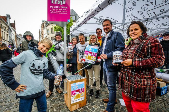 Brugge peuken project