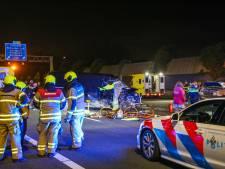 Jongetje (1) overleden aan verwondingen na zwaar ongeval op de A16