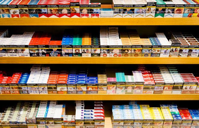 Veel sigaretten viezer dan toegestane norm.