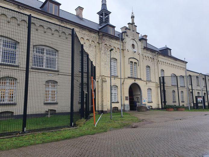De gevangenis van Merksplas