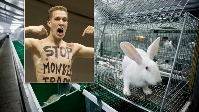LTO vindt dat Vughtse 'vegan streaker' harder moet worden gestraft voor insluipen konijnenstal