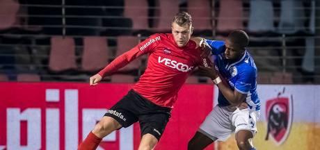 Joey Godee keert terug bij Helmond Sport