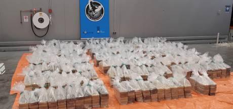 1760 kilo cocaïne gevonden in container met zoete aardappelen: 'Straatwaarde is ruim 132 miljoen euro'