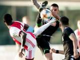 Ajax onderuit in oefenduel tegen Panathinaikos