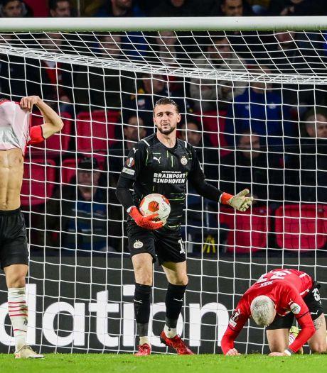 Zwarte avond voor PSV: AS Monaco blijkt te sterk, Gakpo en Madueke vallen geblesseerd uit