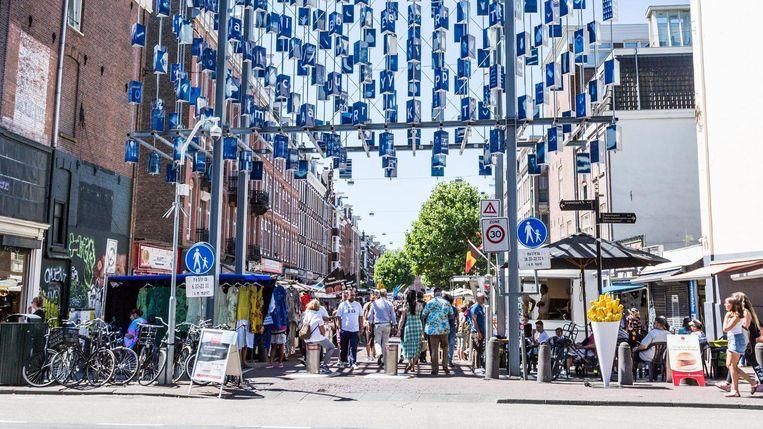 'Alles wat op de markt te koop is' Beeld Tammy van Nerum