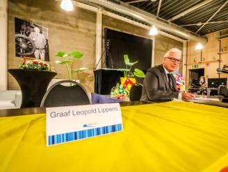 Lege stoel op gemeenteraad symboliseert afscheid van burgemeester Leopold Lippens