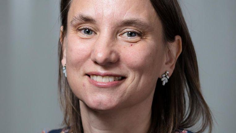Laura Bromet is sinds drie jaar wethouder in Waterland Beeld ANP