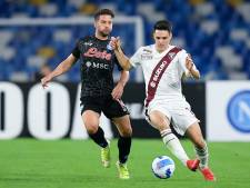 Naples et Mertens poursuivent leur sans-faute en Serie A