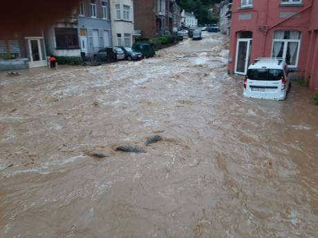 Les inondations du 24 juillet reconnues comme calamité naturelle publique
