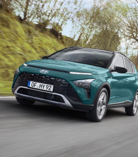 Zuiniger SUV-rijden door te 'zeilen': zo werkt dat in de nieuwe Hyundai Bayon