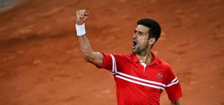 Djokovic treft rivaal Nadal na zege op Berrettini