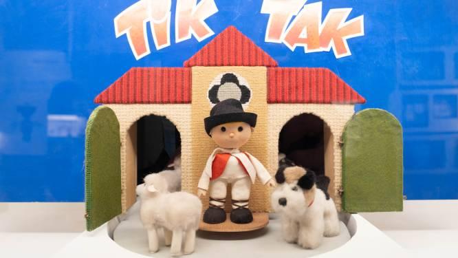 Al Tik Tak wat de klok slaat: Speelgoedmuseum in de ban van 'televisietovenaar' Mil Lenssens