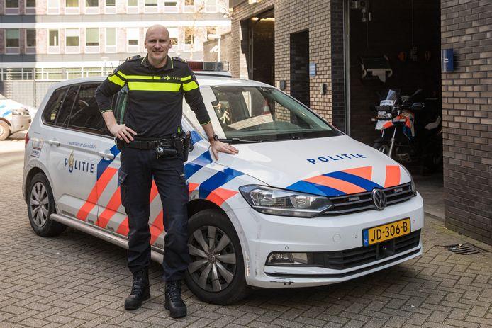 Teamchef Everard van Zuthem is blij met de steunbetuigingen. ,,Zo'n gewelddadige confrontatie glijdt niet zomaar van je af.''