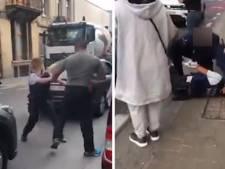 """Des policiers attaqués au cric à Molenbeek, cinq blessés: """"Une agression d'une violence terrible"""""""