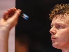 Richard Veenstra verliest ook derde wedstrijd op Grand Slam of Darts