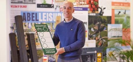Met verkeersborden van hennep wil dit bedrijf uit Lochem de wereld verbeteren