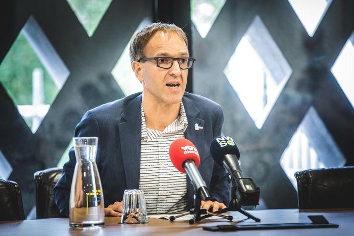 Rik Van de Walle, rector van de UGent.