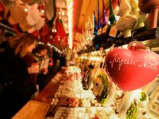 Kerstmarkt in Straatsburg gigantisch populair