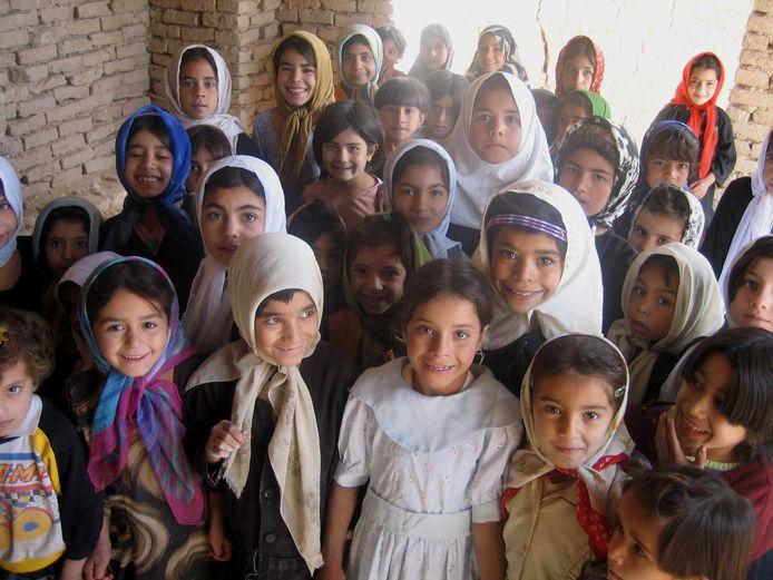 In 2018 was de  'Hilvarenbeekse school' in Herat afgebouwd en konden ook meisjes er onderwijs gaan volgen.