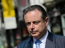 Bart De Wever réélu à la présidence de la N-VA jusqu'en 2023