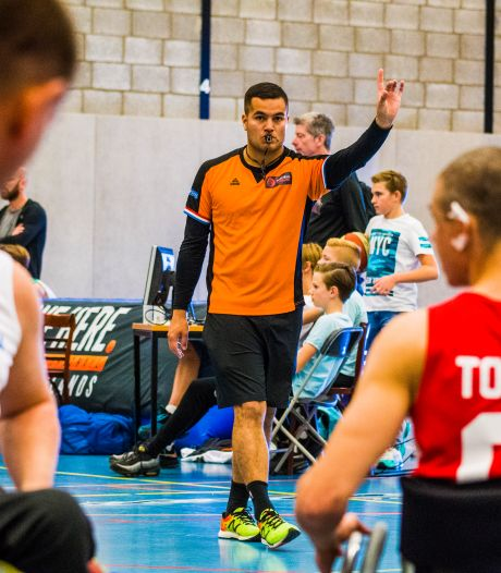 Coronaproof basketballtoernooi in Enschede, maar Duitse teams blijven  uit angst thuis